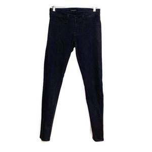 Flying Monkey Super Stretchy Black Skinny Jeans